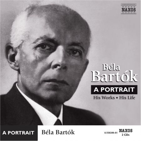 Bartok: Bela Bartok - A Portrait (Johnson) - CD