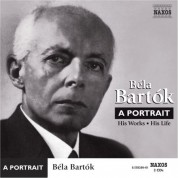 Bartok: Bela Bartok - A Portrait (Johnson) - CD