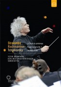 Yefim Bronfman, Berliner Philharmoniker, Sir Simon Rattle: BPO Waldbühne 2009: Russian Rhythms - DVD