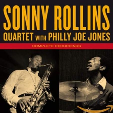 Sonny Rollins: Complete Recordings + 1 Bonus Track - CD