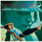 Gerry Mulligan: Relax! + 2 Bonus Tracks - Plak