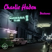 Gonzalo Rubalcaba, Charlie Haden: Nocturne - CD