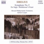 Sibelius: Symphony No. 5 - CD