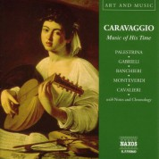 Art & Music: Caravaggio - Music of His Time - CD