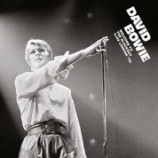 David Bowie: Welcome To The Blackout (Live London '78) - CD