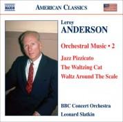 Leonard Slatkin: Anderson, L.: Orchestral Music, Vol. 2 - Suite of Carols / A Harvard Festival / Song of Jupiter - CD