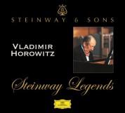 Vladimir Horowitz: Steinway Legends - Vladimir Horowitz - CD
