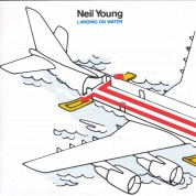 Neil Young: Landing On Water - CD
