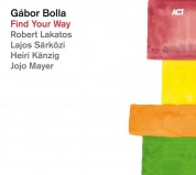 Gábor Bolla: Find Your Way - CD