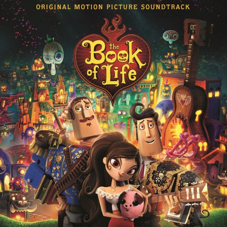 Gustavo Santaolalla: OST - The Book Of Life - Plak