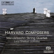 Lucy Shelton, Mendelssohn String Quartet: Harvard Composers - SACD