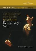 Bruckner: Celibidache conducts Bruckner Symphony No. 9 - DVD