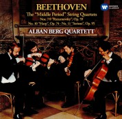 Alban Berg Quartett: Beethoven: The