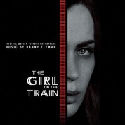 Danny Elfman: The Girl On The Train (Soundtrack) - CD