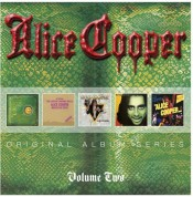 Alice Cooper: Original Album Series Vol. 2 - CD