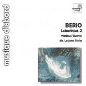 Ensemble Musique Vivante, Luciano Berio: Berio: Laborintus 2 - CD