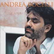 Andrea Bocelli: Cieli Di Toscana - Plak