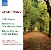 Othmar Muller: Zemlinsky: Trio for Clarinet, Cello and Piano / Cello Sonata / 3 Pieces - CD