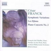 Franck: Symphonic Variations / Piano Concerto No. 2 - CD