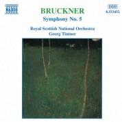 Royal Scottish National Orchestra, Georg Tintner: Bruckner: Symphony No. 5, Wab 105 - CD