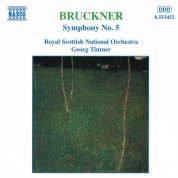 Royal Scottish National Orchestra, Georg Tintner: Bruckner: Symphony No. 5, Wab 105 - CD