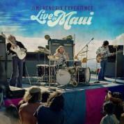 Jimi Hendrix: Live In Maui - CD
