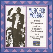 Whiteman, Paul: Music for Moderns (1927-1928) - CD