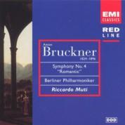 Berliner Philharmoniker, Riccardo Muti: Bruckner: Symphony No.4 - CD