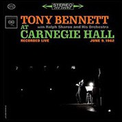 Tony Bennett At Carnegie Hall - Plak