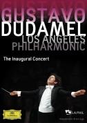 Gustavo Dudamel, Los Angeles Philharmonic: Gustavo Dudamel & Los Angeles Philharmonic Orchestra - The Inaugural Concert - DVD