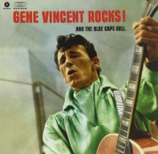 Gene Vincent Rocks! - Plak