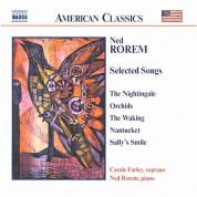 Carole Farley: Rorem: Selected Songs - CD