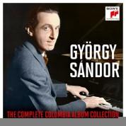 Gyorgy Sandor: The Complete Columbia Album Collection - CD