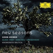 Gidon Kremer: New Seasons - CD