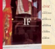 Dino Saluzzi, Myriam Alter: If - CD
