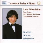 Piano Recital: Amir Tebenikhin - CD