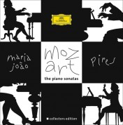 Maria João Pires: Mozart: The Piano Sonatas - CD