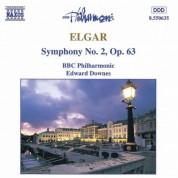 Elgar: Symphony No. 2, Op. 63 - CD