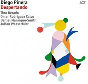 Diego Pinera: Despertando - CD