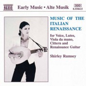 Music of the Italian Renaissance - CD