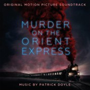 Patrick Doyle: Murder On The Orient Express (Limited Numbered Edition - Blue Vinyl) - Plak