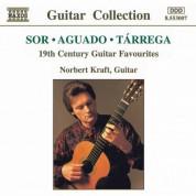 Norbert Kraft: 19th Century Guitar Favourites - CD