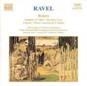 Ravel: Bolero / Daphnis Et Chloe / Piano Concerto / Ma Mere L'Oye - CD