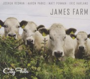Joshua Redman, Aaron Parks: City Folk - CD