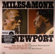 Miles Davis Sextet, Thelonious Monk: At Newport - Plak