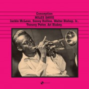 Miles Davis: Conception - Plak