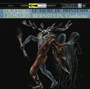 Leonard Bernstein, New York Philharmonic Orchestra: Stravinsky: Le Sacre du Printemps - CD