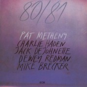 Pat Metheny: 80/81 - CD
