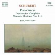 Schubert: Impromptus / Moments Musicaux, D. 780 - CD