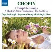 Natalya Pasichnyk, Olga Pasichnyk: Chopin: Songs - CD